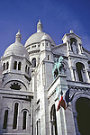 Basilica Of The Sacre Coeur