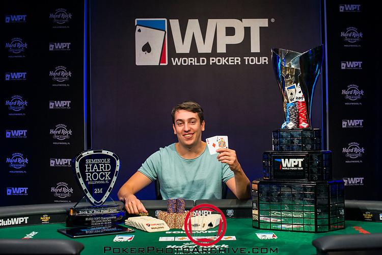 WPT Seminole R&R Poker Open (S17)