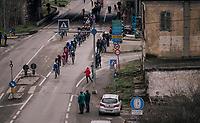 peloton<br /> <br /> 109th Milano-Sanremo 2018<br /> Milano &gt; Sanremo (291km)