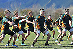 Press Cup: Waimea v Lincoln HS, Richmond, Nelson, New Zealand. Saturday 19 July 2014. Photo: Barry Whitnall/shuttersport.co.nz