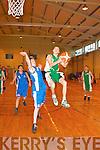 Gary Murphy St Brendan's Chris Noonan Limerick Lions