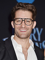 LOS ANGELES, CA - NOVEMBER 29: Matthew Morrison attends the Premiere Of Disney's 'Mary Poppins Returns' at El Capitan Theatre on November 29, 2018 in Los Angeles, California.<br /> CAP/ROT/TM<br /> &copy;TM/ROT/Capital Pictures
