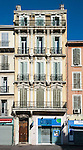 Old building in Marseille, France