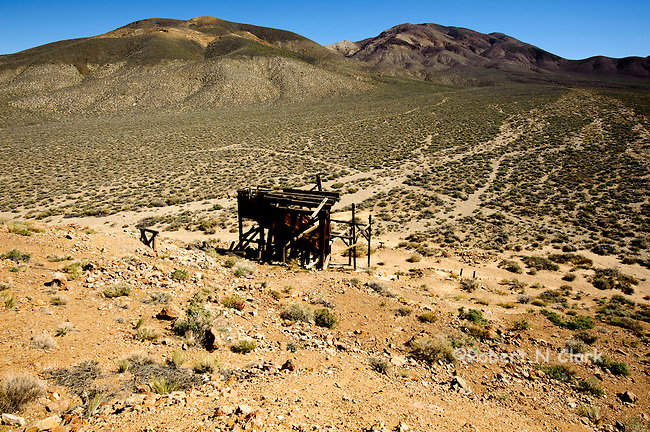 Eureka Mine, Death Valley National Park