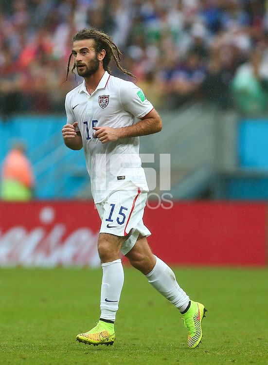 Kyle Beckerman of USA