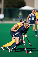 Michigan at the 2007 Big Ten Field Hockey Championships held at The Ohio State University on November 2nd, 2007.