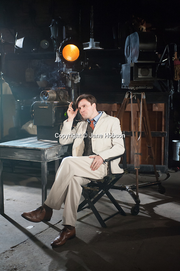 MACK & MABEL opens at Southwark Playhouse. Picture shows: Norman Bowman (as Mack).
