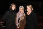 Fiona Kindlon, Arlene Carroll and Valerie Campion at the Male Voice Choir in St.Peters Church of Ireland...(Photo credit should read Jenny Matthews www.newsfile.ie)....This Picture has been sent you under the conditions enclosed by:.Newsfile Ltd..The Studio,.Millmount Abbey,.Drogheda,.Co Meath..Ireland..Tel: +353(0)41-9871240.Fax: +353(0)41-9871260.GSM: +353(0)86-2500958.email: pictures@newsfile.ie.www.newsfile.ie.