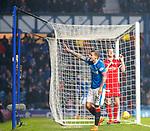 4.3.2018: Rangers v Falkirk Scottish Cup QF<br /> Jason Cummings celebrates his hat trick