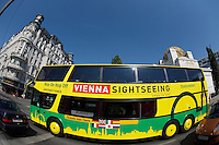 Fisheye on Vienna