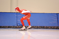 SPEEDSKATING: SALT LAKE CITY: 06-12-2017, Utah Olympic Oval, ISU World Cup, training, Patryk Wójcik (POL), photo Martin de Jong