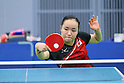 Mima Ito (JPN), <br /> JULY 22, 2016 - Table Tennis : <br /> Japan national team training session <br /> for Rio Olympic Games 2016 <br /> at Ajinomoto National Training Center, Tokyo, Japan. <br /> (Photo by YUTAKA/AFLO SPORT)