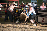 SEBRA - Fishersville, VA - 8.6.2015 - Mutton Busting
