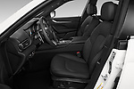 Front seat view of a 2020 Maserati Levante S 5 Door SUV front seat car photos
