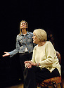 Honour by Joanna murray-Smith directed by David Grindley. With Diana Rigg, Natascha McElhone. Opens at the Wyndams Theatre on 14/2/06. CREDIT Geraint Lewis