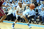 31 January 2013: North Carolina's Brittany Rountree. The University of North Carolina Tar Heels played the Florida State University Seminoles at Carmichael Arena in Chapel Hill, North Carolina in an NCAA Division I Women's Basketball game. UNC won the game 72-62.