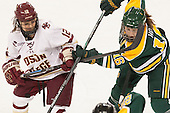 150314-PARTIAL-Clarkson University Golden Knights at Boston College Eagles NCAA Quarters (w)