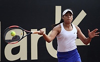 BOGOTÁ -COLOMBIA, 11-04-2018:Victoria Rodríguez de Méjico  ,durante el Claro Open Colsánitas WTA  international event que se juega en El Club Los Lagartos al norte de la Capital ./ Victoria Rodriguez of Mexico, during the Claro Open Colsánitas WTA international event that is played at El Club Los Lagartos north of the Capital. Photo: VizzorImage/ Felipe Caicedo / Staff