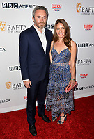 Michael Howells &amp; Guest at the BAFTA Los Angeles BBC America TV Tea Party 2017 at The Beverly Hilton Hotel, Beverly Hills, USA 16 September  2017<br /> Picture: Paul Smith/Featureflash/SilverHub 0208 004 5359 sales@silverhubmedia.com