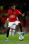 Fred of Manchester United during the Carabao Cup match at Old Trafford, Manchester. Picture date: 7th January 2020. Picture credit should read: Darren Staples/Sportimage