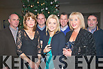 Staff from Dairymaster, Causeway, enjoying their Christmas party in the Manor West Hotel,Tralee last Saturday night were L-R Fergus & Linda O'Meara, Patrick Dineen, Ann Marie & Michael O'Neill, Caroline Dineen and John Collins.