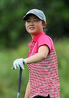 Julianna Hung. New Zealand Stroke Play Championships, Paraparaumu Golf Course, Paraparaumu Beach, Kapiti Coast, Saturday 24 March 2018. Photo: Simon Watts/www.bwmedia.co.nz