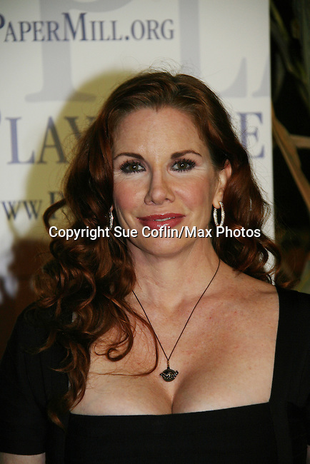 "Melissa Gilbert ""Ma Ingalls"" stars in Little House on the Prairie - The Musical at the Paper Mill Playhouse's 71st Season as it opens with East Coast Premiere on September 20, 2009 in Millburn, New Jersey. (Photo by Sue Coflin/Max Photos)"