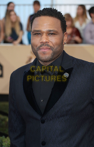 29 January 2017 - Los Angeles, California - Anthony Anderson. 23rd Annual Screen Actors Guild Awards held at The Shrine Expo Hall. <br /> CAP/ADM/FS<br /> &copy;FS/ADM/Capital Pictures