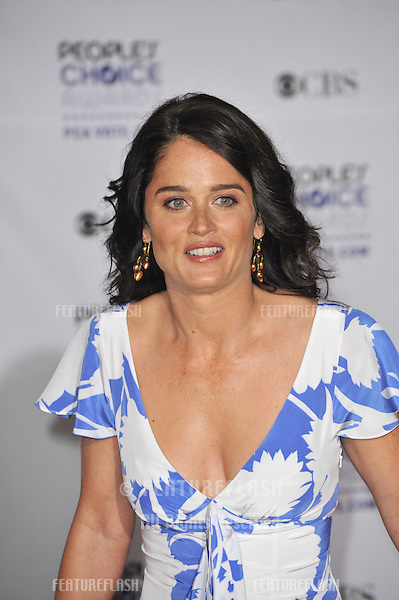 Robin Tunney at the 2009 People's Choice Awards at the Shrine Theatre, Los Angeles..January 7, 2009 Los Angeles, CA.Picture: Paul Smith / Featureflash