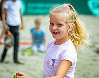 Den Bosch, Netherlands, 12 June, 2018, Tennis, Libema Open, KNLTB tennis kids<br /> Photo: Henk Koster/tennisimages.com