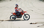 Dirt bikes on the Oregon Dunes