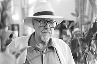 Robert Bernard Altman was an American film director, screenwriter, and producer. A five-time nominee of the Academy Award for Best Director and an enduring. Lido 8 september 1993. © Leonardo Cendamo