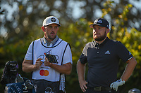 Tyrrell Hatton (ENG) looks over his tee shot on 2 during round 3 of the Arnold Palmer Invitational at Bay Hill Golf Club, Bay Hill, Florida. 3/9/2019.<br /> Picture: Golffile | Ken Murray<br /> <br /> <br /> All photo usage must carry mandatory copyright credit (&copy; Golffile | Ken Murray)