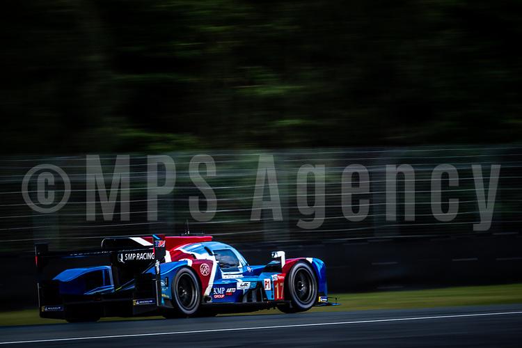 #17 SMP RACING (RUS) BR ENGINEERING BR1 AER LMP1 STEPHANE SARRAZIN (FRA) EGOR ORUDZHEV (RUS) SERGEY SIROTKIN (RUS)