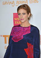 Brittany Snow at the 2014 TrevorLIVE Los Angeles Gala at the Hollywood Palladium.<br /> December 7, 2014  Los Angeles, CA<br /> Picture: Paul Smith / Featureflash