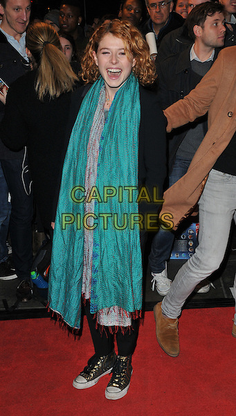 Jessie Buckley attends the &quot;People, Places and Things&quot; VIP opening night, Wyndham's Theatre, Charing Cross Road, London, UK, on Wednesday 23 March 2016.<br /> CAP/CAN<br /> &copy;Can Nguyen/Capital Pictures