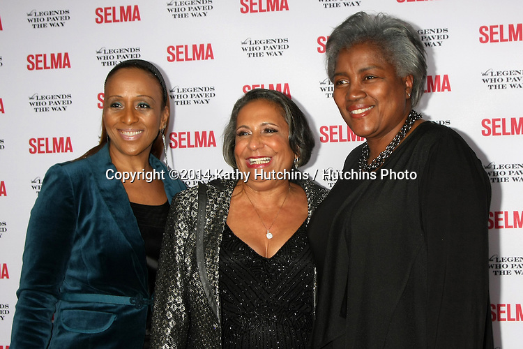 "SANTA BARBARA - DEC 6:  Myrlie Evers-Williams at the ""Selma"" & Legends Who Paved the Way Gala at the Bacara Resort & Spa on December 6, 2014 in Goleta, CA"