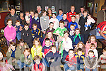 All the Munster fans that gathered for the arrival of the Heineken cup in Kate Kearney's Cottage, Beaufort on Friday evening