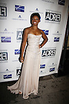 Montego Glover at Broadway Takes the Runway which benefits Al D. Rodriguez Liver Foundation on October 4, 2010 at Touch, New York City, New York. (Photo by Sue Coflin/Max Photos)