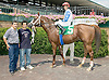 Successful Closer winning at Delaware Park on 8/1/11.
