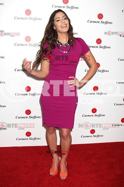 HOLLYWOOD, CA - AUGUST 02: Carol Castro at the Carmen Steffens U.S. west coast flagship store opening at Hollywood &amp; Highland Center on August 2, 2012 in Hollywood, California. &copy;&nbsp;mpi26/ MediaPunch Inc. /NortePhoto.com<br /> <br /> **SOLO*VENTA*EN*MEXICO**<br /> **CREDITO*OBLIGATORIO** <br /> *No*Venta*A*Terceros*<br /> *No*Sale*So*third*<br /> *** No Se Permite Hacer Archivo**<br /> *No*Sale*So*third*