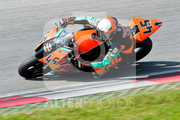20.08.2011, Red Bull Ring, Spielberg, AUT, IDM Spielberg, im Bild Martin Bauer, (AUT, IDM Superbike) // during the IDM weekend on the Red Bull Circuit in Spielberg, 2011/08/20, EXPA Pictures © 2011, PhotoCredit: EXPA/ S. Zangrando