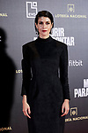 Nerea Barros attends to 'Morir para contar' film premiere during the Madrid Premiere Week at Callao City Lights cinema in Madrid, Spain. November 13, 2018. (ALTERPHOTOS/A. Perez Meca)