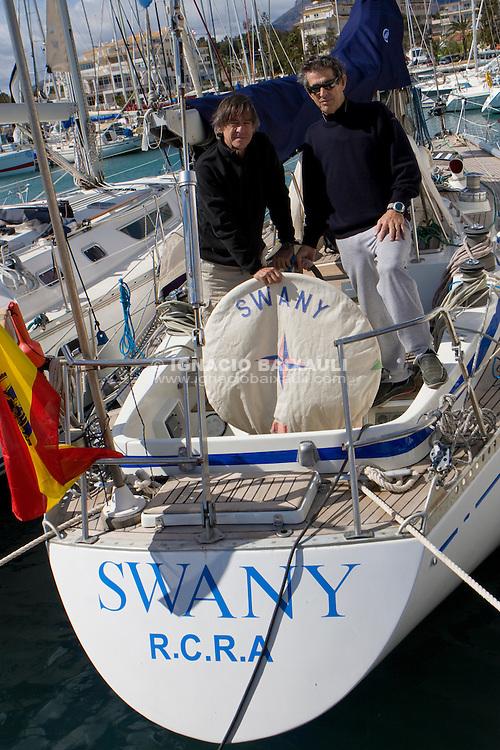 Swani .XXIII Edición de la Regata de Invierno 200 millas a 2 - 6 al 8 de Marzo de 2009, Club Náutico de Altea, Altea, Alicante, España