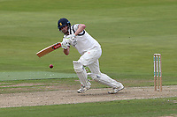 Dominic Sibley in batting action for Warwickshire during Warwickshire CCC vs Essex CCC, Specsavers County Championship Division 1 Cricket at Edgbaston Stadium on 10th September 2019