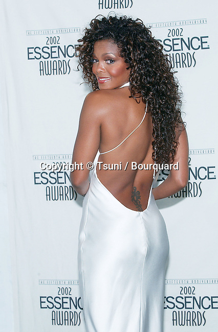 Janet Jackson received an Awards for ' Reader's Choice / Enternainer of the Year backstage at the 15th  Anniversary Essence Awards at the Universal Amphitheatre in Los Angeles. May 31, 2002.           -            JacksonJanet12.jpg