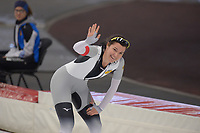 SPEEDSKATING: INZELL: Max Aicher Arena, 09-02-2019, ISU World Single Distances Speed Skating Championships, ©photo Martin de Jong