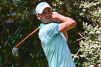 Martin Kaymer (DEU) watches his tee shot on 4 during round 3 of the World Golf Championships, Mexico, Club De Golf Chapultepec, Mexico City, Mexico. 3/4/2017.<br /> Picture: Golffile | Ken Murray<br /> <br /> <br /> All photo usage must carry mandatory copyright credit (&copy; Golffile | Ken Murray)
