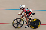 30 June 2007:   Nicolas Cash pedals through the difficult 500 Meter Time Trial in the Junior Men's(10-12yrs) division of the 2007 USA Junior Track Cycling Championships at the 7-Eleven Velodrome, Colorado Springs, Colorado.
