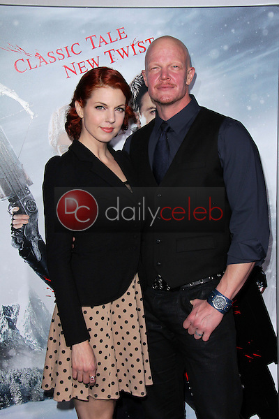 Derek Mears<br />